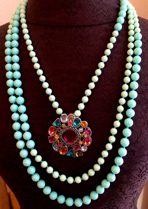 Seabreeze 20482 - Framed w/ Hidden Gems 4741 - Premier Designs Jewelry